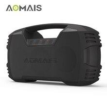 AOMAIS IR 30 w Emparelhamento Sem Fio Estéreo Bluetooth Speaker Baixo Crescendo Falante 30-Horas Playtime IPX7 Alto-falantes Portáteis À Prova D' Água