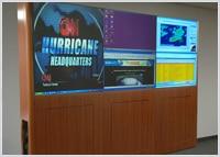 2x3 LCD Video Wall
