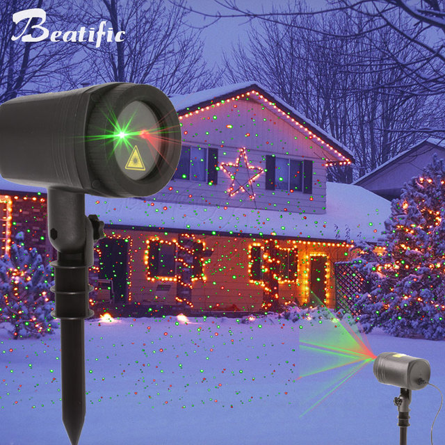 Motion Holiday Fairy Light new year decor Christmas Lights Outdoor Laser  Projector Shower for Home Decorations - Motion Holiday Fairy Light New Year Decor Christmas Lights Outdoor
