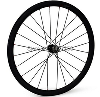 chinese cheap price oem sticker 700C 25mm width high quality carbon clincher wheel 38mm road bike wheels for sale