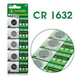 Image 2 - YCDC 5x CR1632 CR1632 ECR1632 DL1632 KCR1632 LM1632 3V Lithium Li ion Pin Cell Nút Đồ Chơi 1632 Pin Thẻ Bán Lẻ rất Nhiều