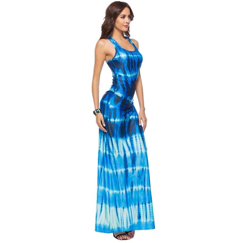 ba03fac459 womens bodycon long maxi dress summer 2018 oversized xxxxxl plus size  sundresses casual tunic beach boho dress robe femme 2101-in Dresses from  Women's ...