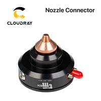 Cloudray Original Nozzle Connector for Lasermech Cutting Head Shielded Tip Sensor