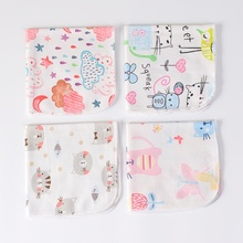New Muslin Baby Bibs Newborn Swaddle Blankets Baby Cotton Bath Towel Envelopes For Newborns newborn weight and large for gestational age lga newborns
