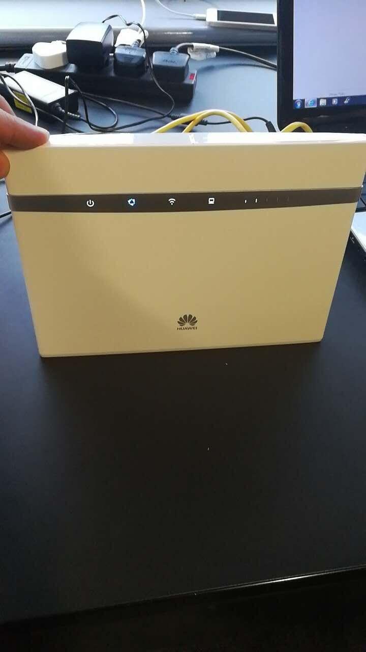 Unlocked Huawei B525 4G LTE Cat6 300 M Kablosuz Yönlendirici 4 x
