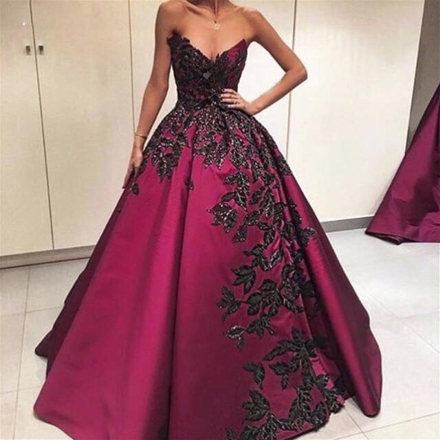 Moda Una Línea de Vestido de Noche Largo 2017 Nuevo sin mangas backless vestido de festa lentejuelas apliques de Noche del Partido