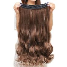Synthetic Hair Clip