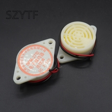 DC3-24V Industrial Continuous Sound Electronic Alarm Buzzer 85dB Discount 50 White