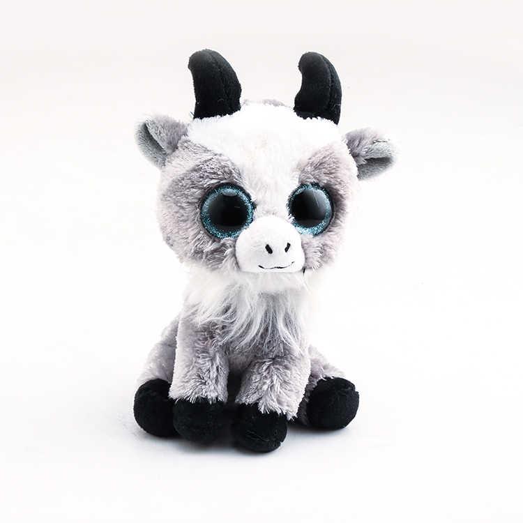 """Ty raposas unicórnio cão morcego aranha brinquedo de pelúcia boneca recheado & pelúcia animal 6 """"15 cm"""