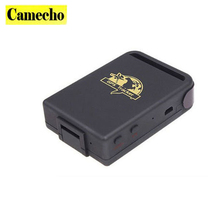 Camecho RealTime GPS Tracker GSM GPRS System Vehicle Tracking Device TK102 Mini Spy