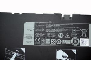 Image 4 - Jigu bateria de tablet original 100%, bateria de tablet 312 1453 xrxmg vyp88 451 bbin xmfy3 para dell plataforma 11 pro 5130 9mgcd 7.4v 32wh