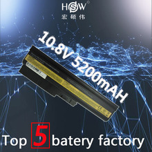 5200mAh Battery for IBM Lenovo ThinkPad R60 R60e T60 T60p  R500 T500 W500 SL400 SL500 SL300 SL510 batteria