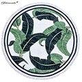 Yamala Tapestry Colored Printed Decorative Mandala Tapestry banana leaf Meditation yoga mat Boho Wall Carpet Chic Tassel