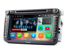 8″ Octa-Core 2GB RAM 32GB ROM Android 7.1 Nougat OS Car DVD for Volkswagen EOS 2006-2015 & Passat 2006-2013 & Sagitar 2005-2015