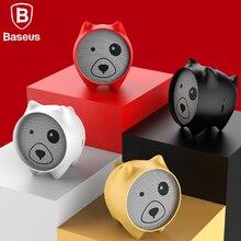 Baseus e06 dogz bluetoothスピーカーポータブルミニbluetoothスピーカーギフトスピーカーmp3音楽プレーヤーステレオサウンドワイヤレススピーカー