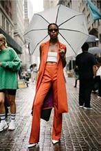цена New Black Women Business Suits Formal Office Suits Work Blazer Women Tuxedo Suit Casual Wear в интернет-магазинах