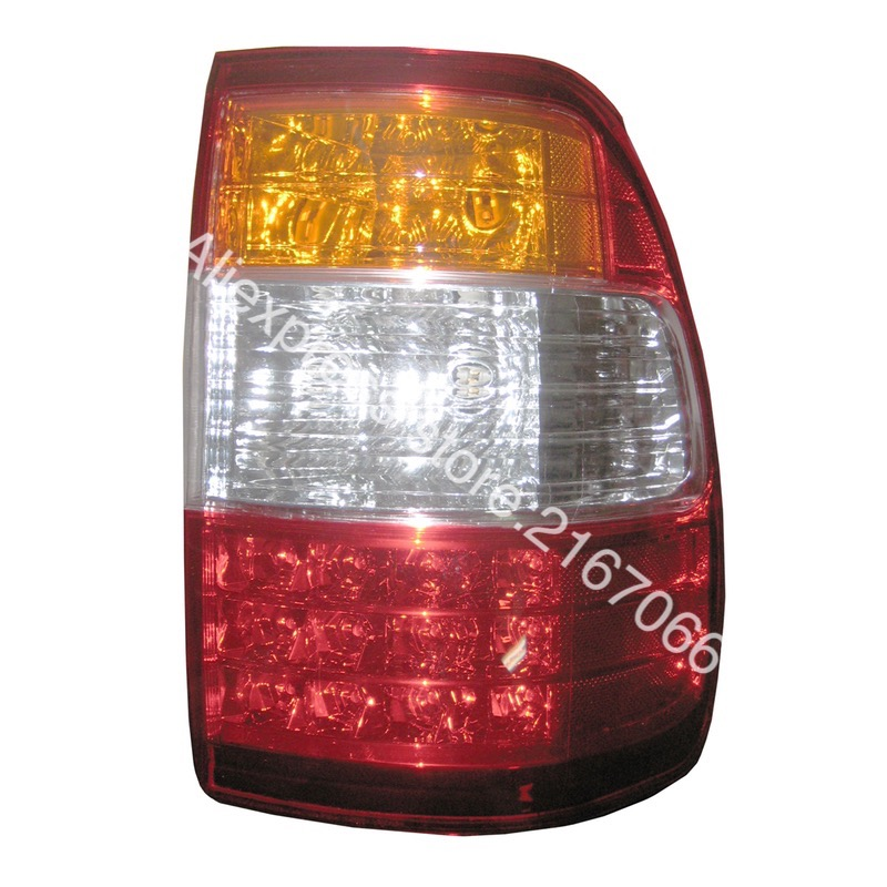 Tail Light LED RIGHT fits Toyota LAND CRUISER 100 2005 2006 2007 Rear Lamps Side Passenger