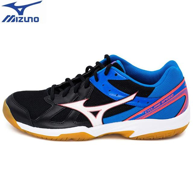 880c7aa5af MIZUNO CYCLONE SPEED table tennis shoes for men women indoor sports sneakers  volleyball badminton shoes V1GA178014