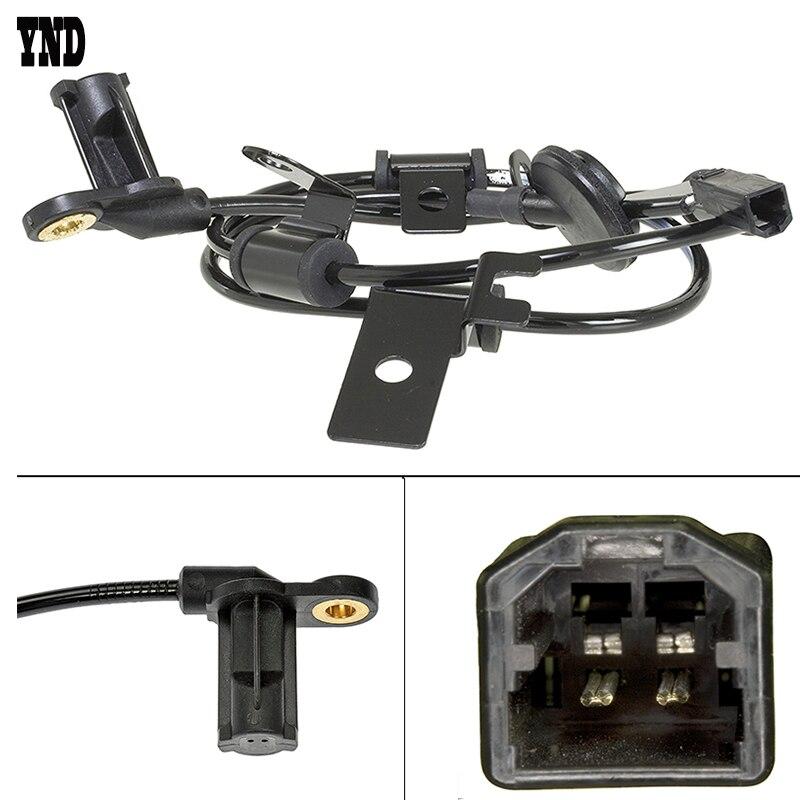 Rear Right ABS Wheel Speed Sensor 5S6647 For Ford Escape Mazda Tribute