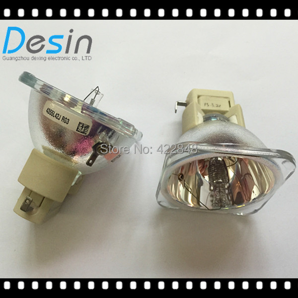 Original Projector Bare Lamp for 725-10089 / 310-7578 / 2400MP for dell 2400mp bulb projectors original projector lamp 310 6896 725 10046 for 5100mp projectors