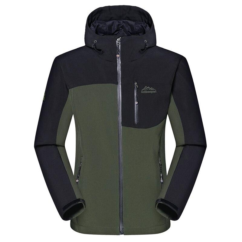 Popular Fleece Jacket Waterproof-Buy Cheap Fleece Jacket ...