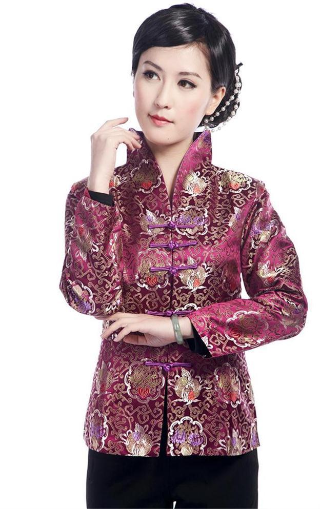Fashion Chinese Spring jacket font b Women s b font clothing Ladies Jacket font b Coat