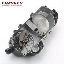Schraube Motorblock M6x100 GY6 Baotian BT49QT-9 Benzhou YY50QT Roller