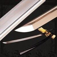 Honsanmai Japanese Samurai Sword Katana Battle Ready Full Tang Espada Katana 1095 Carbon Steel Sharp Knife Samurai Cosplay Sword