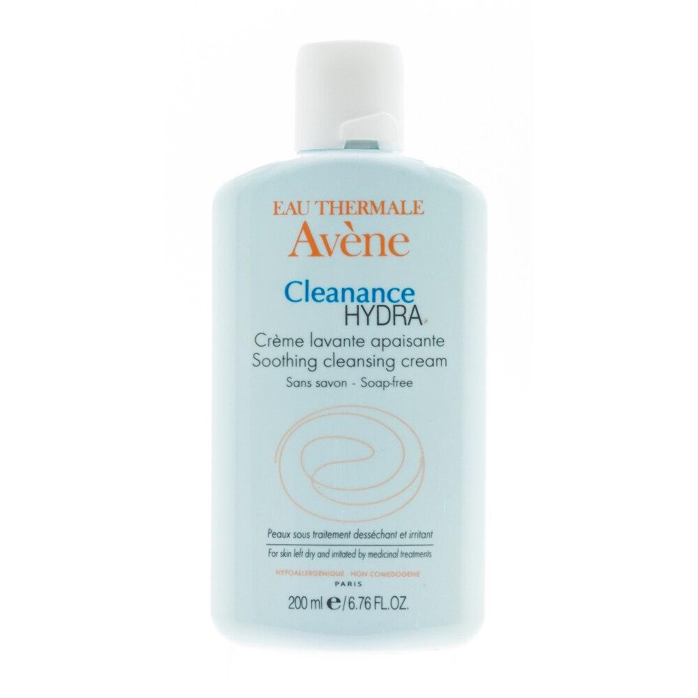 Face Washing Product AVENE C4839 Scraping tools mild cleansing wash gel tonic lotion scrub skin care avene lotion douceur
