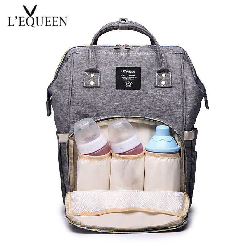 Back To Search Resultsmother & Kids Nappy Changing New Baby Diaper Bag With Changing Table Large Capacity Waterproof Nappy Bag Kits Mummy Maternity Travel Backpack Nursing Handbag Complete Range Of Articles