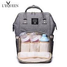 ファッションミイラバッグおむつバッグ大容量看護バッグ旅行バックパックデザイナーベビーケアおむつバッグ