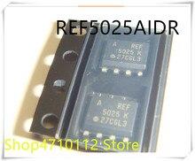 NEW 10PCS/LOT REF5025AIDR REF5025AIDRG4 REF5025 SOP-8 IC