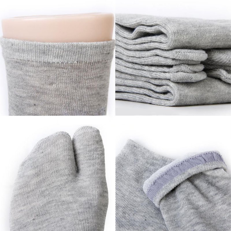 HTB1c.oJLxYaK1RjSZFnq6y80pXan - 3 Pairs Japanese Kimono Flip Flop Sandal Split Toe Tabi Ninja Geta Socks