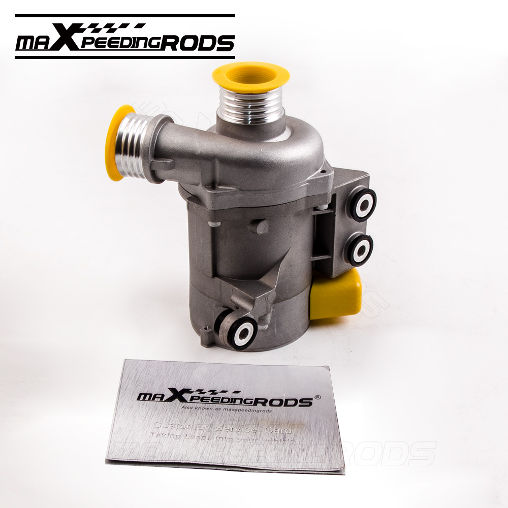 New Electric Engine Water Pump Fits Bmw X3 X5 328i 128i
