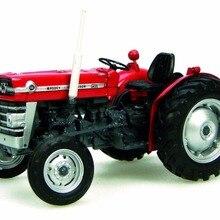 UH2785 1:32 Massey Ferguson 135 автомобильный сельскохозяйственный трактор из сплава