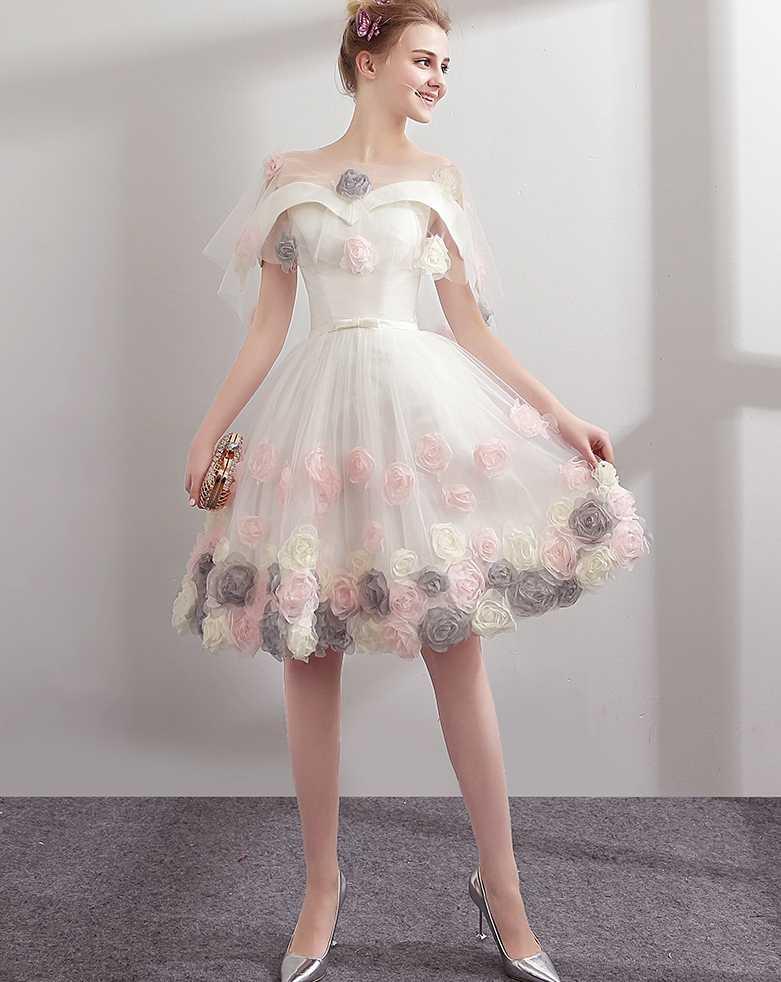 prom elegant cocktail dress