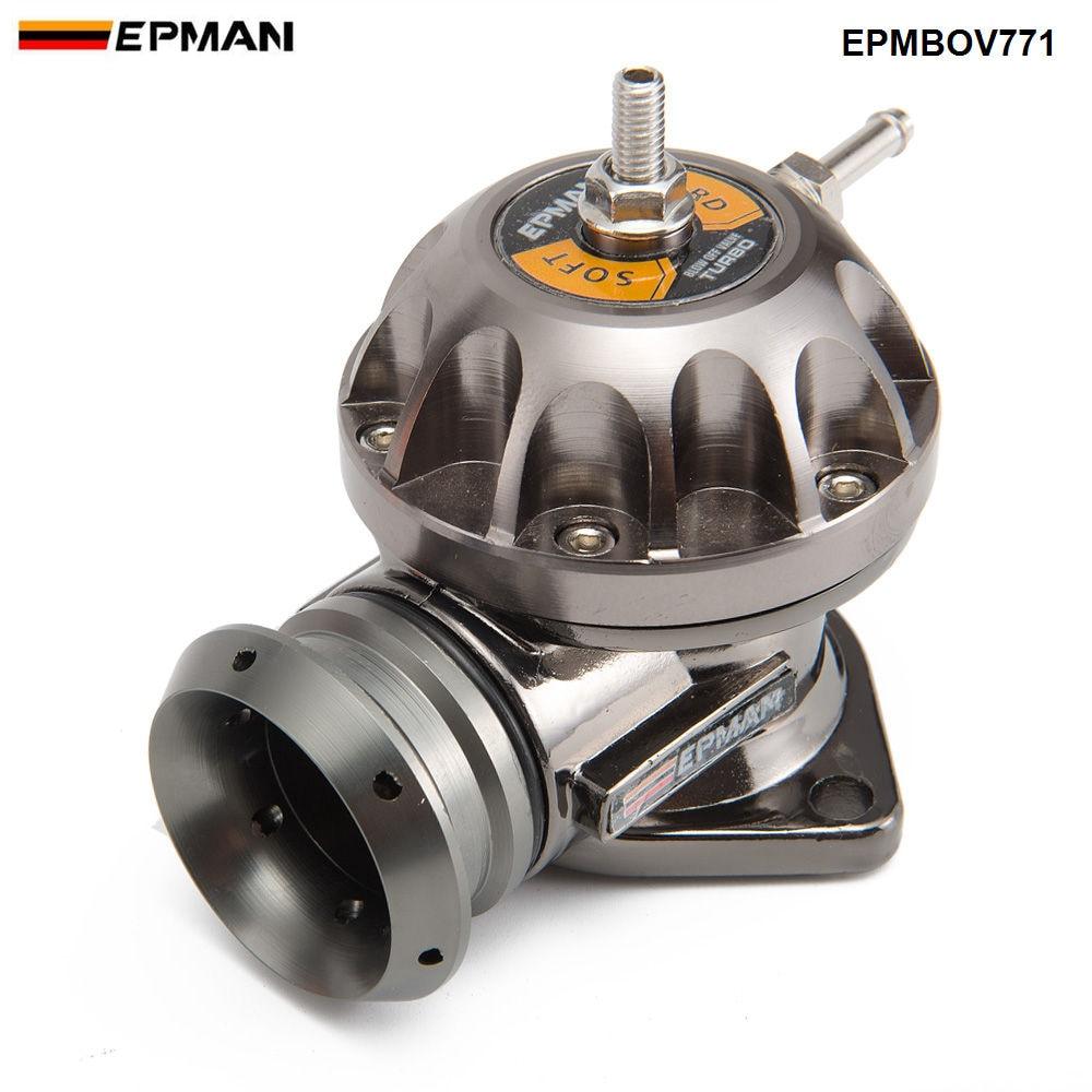 Epman Универсальный Jdm турбо предохранительный клапан BOV турбонагнетатель RZ Тип алюминиевый EPMBOV771