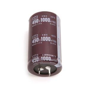 Image 3 - عالية التردد 450V 1000 فائق التوهج الألومنيوم مُكثَّف كهربائيًا حجم 35x60