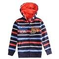 Розничные детская одежда мальчики толстовки автомобиль для укладки активные дети толстовки дети одежда мальчики кофты весна/осень A5991