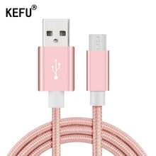 Micro USB Cable Fast Charging line for Android Mobile Phone Data Sync Charger Cable For Samsung HTC LG Sony Huawei xiaomi meizu