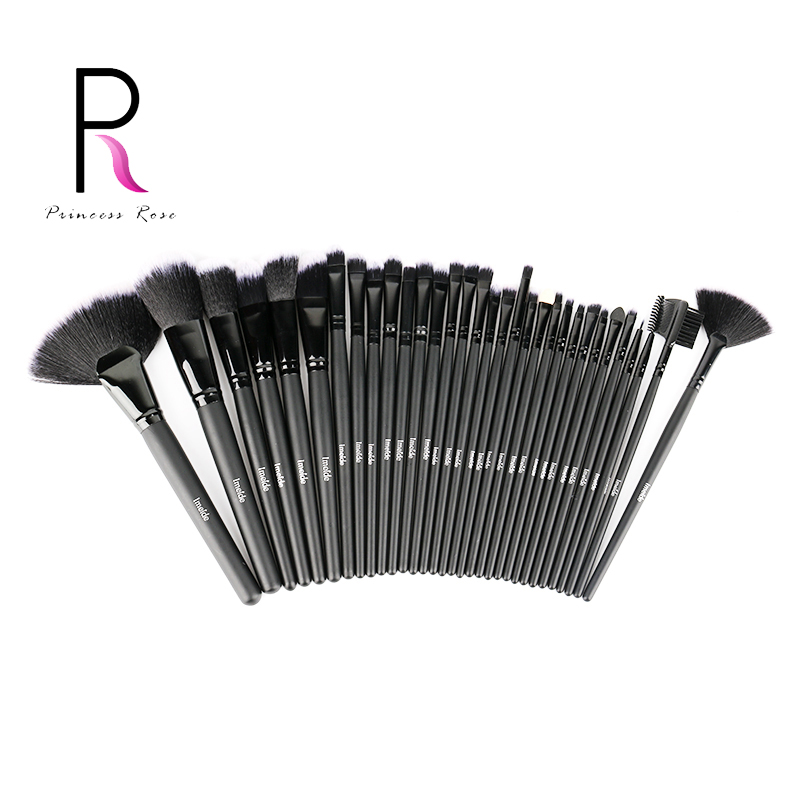 Professional 32pcs Makeup Brushes Set Make Up Brush Pincel Maquiagem Kit Pinceis Brochas Maquillaje Pinceaux Maquillage with Bag heating fixing assembly for brother hl 2140 hl 2150n hl 2170w hl 2140 2150n 2150 2170w 2170 fuser assembly fuser unit