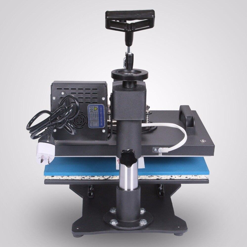 ONS Gratis Belasting 6 In 1 Warmte Persmachine Digitale Overdracht Sublimatie T shirt Mok Hoed Phonecase - 5