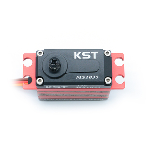 Image 4 - KST MS1035 12kg Metal Gear High Speed Digital Servo Motor for 550 700 Class Helicopter Tail Robot Car Drone Boat
