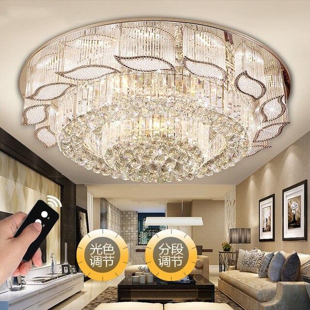 Gold Kristall Deckenleuchte Wohnzimmer Plafonnier Led Deckenleuchte Leuchte  Plafonnier Led Moderne Plafondlamp Deckenleuchten
