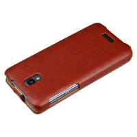 Original Brand IMUCA Lenovo S660 Case Cover High Quality Luxury Leather Flip Case Cover For Lenovo