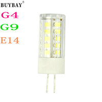 Hot Selling G4 LED Lamp 5W SMD 2835 G9 Led Bulb 220V 240V E14 LED Light