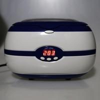 600ml Digital Ultrasonic Cleaner Jewelry Eyeglass Watches Ultrasonic Bath Washing Ultrasound Machine Cleaning Appliances