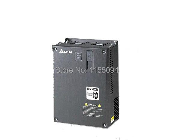 VFD185VL23A Delta VFD-VL inverter AC motor drive 3 phase 220v  18.5Kw 25HP 70A 120HZ new in box