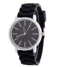 14 Цвет Для женщин часы спортивного бренда смотреть моды силиконовой резины Желе Гель Кварцевые аналоговые Relogio Feminino часы Дети часы A3