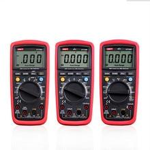 Electric Multimeter UNI-T UT139A UT139B UT139C Digital Auto Range AC DC Volt Amp Meter True RMS Handheld